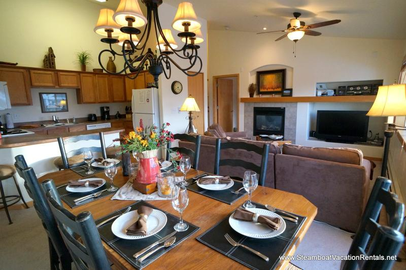 Sunray Meadows #1005 - Image 1 - Steamboat Springs - rentals