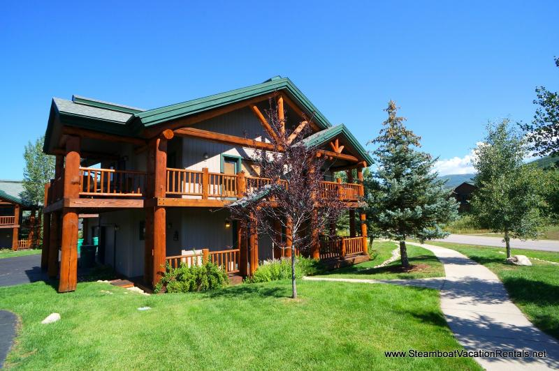 Saddle Creek Town Homes #1780 - Image 1 - Steamboat Springs - rentals