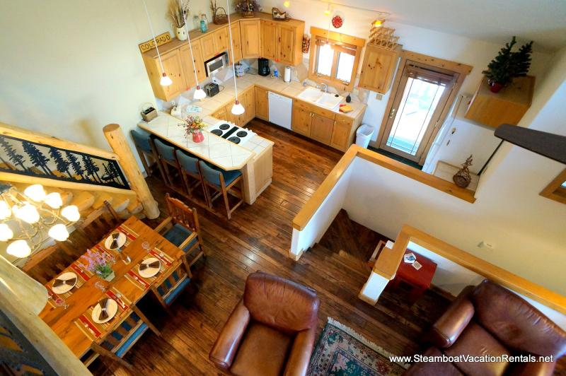 Saddle Creek Town Homes #1785 - Image 1 - Steamboat Springs - rentals