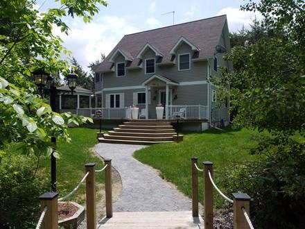 4 season- Big Rideau Vacation Home - Image 1 - Rideau Lakes - rentals