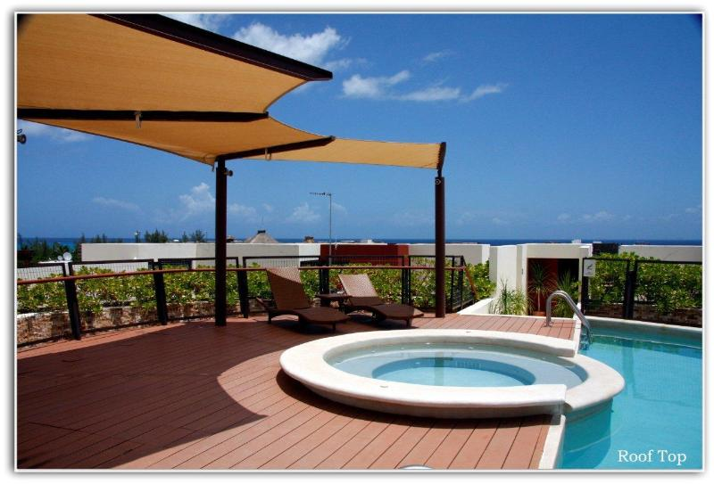Roof Top - Real Luxury 1 Minute from Beach - Playa del Carmen - rentals