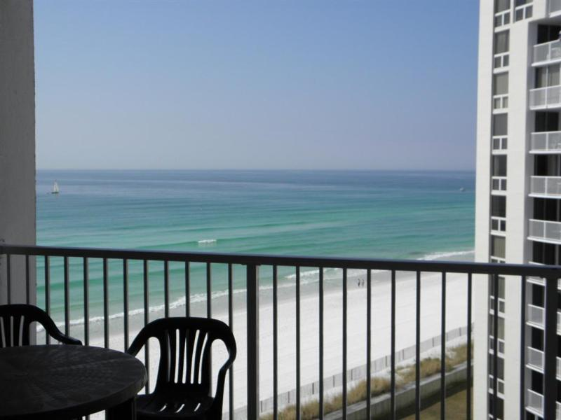 View from balcony - Mimi's Sandcastle - Destin - rentals