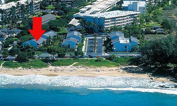 The closest unto to the ocean! - Oceanfront Condo at Beach in Kihei Kam II - Views! - Kihei - rentals