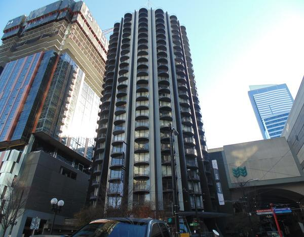 22 story view in the soul of the city - Downtown 1 BR - Sky High Apartment - Seattle - rentals