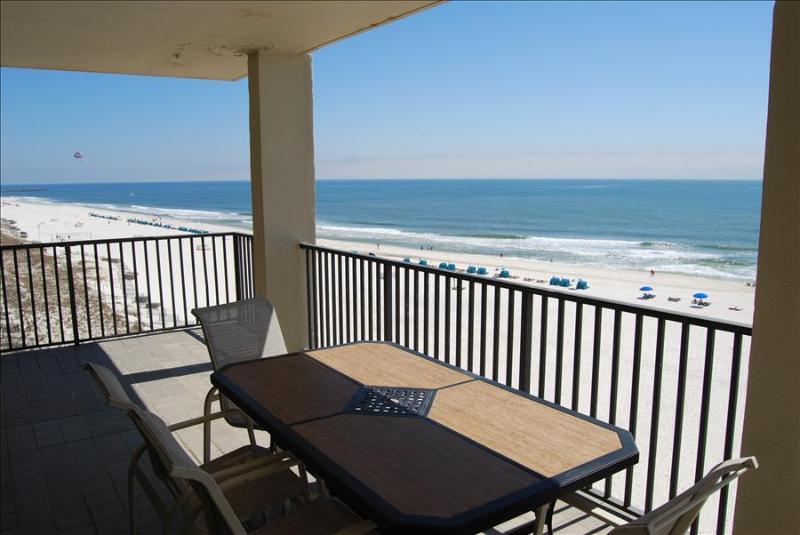 Palms, The 611 - 205186 - Corner Unit, Wrap Around Balcony. Start planning your vacation! Book Today! - Image 1 - Orange Beach - rentals