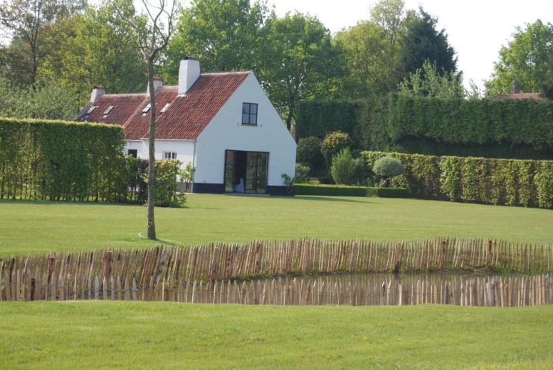 Luxurious holiday cottage Pijpeweg71 near Bruges - Image 1 - Bruges - rentals