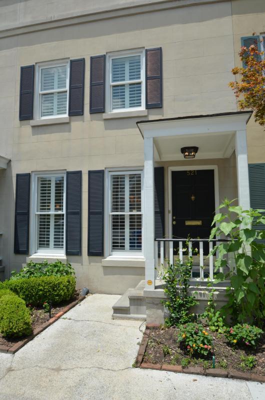 Forsyth Place off Savannahs Forsyth Park SVR 00064 - Image 1 - Savannah - rentals