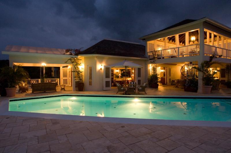 Great for Large Groups, Heated Pool & Hot Tub, Chef & Butler, Games Room, Golf Carts, Resort Access - Image 1 - Montego Bay - rentals