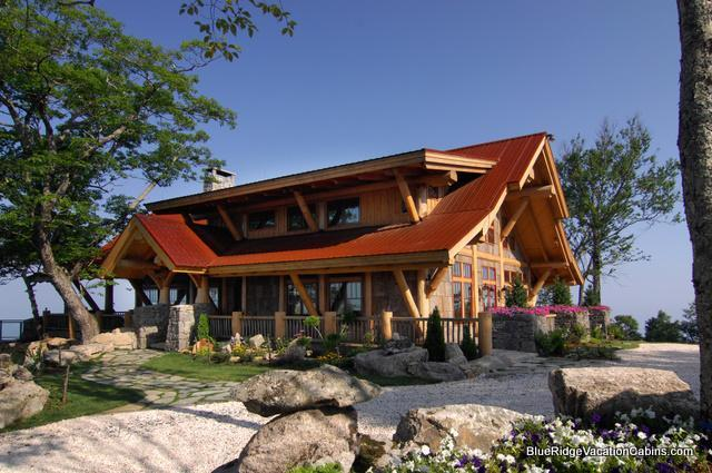 Ultimate Retreat Atop Eagles Nest * 3-State Views - Image 1 - Banner Elk - rentals