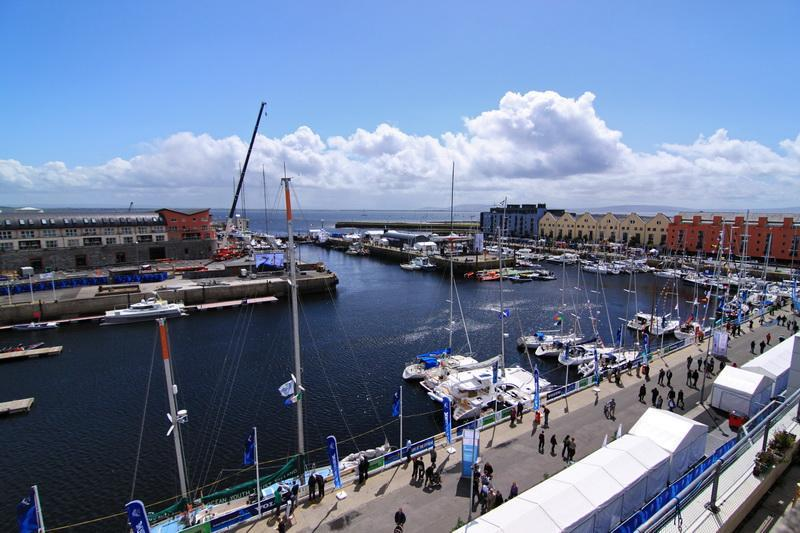 View - 4 Bed Luxury Penthouse Apt in Galway Harbor - Galway - rentals