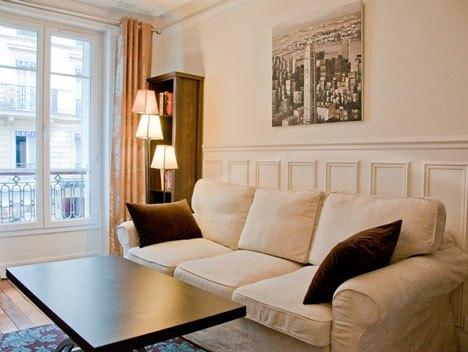 Charming 2 Bedroom Paris Apartment - Image 1 - Paris - rentals