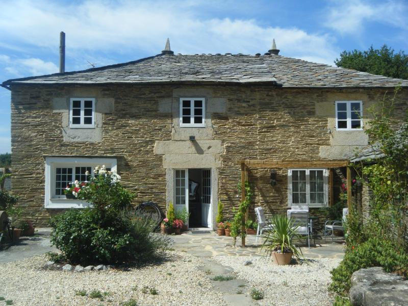 The House - Fly Fishing Galicia Bed & Breakfast Accomodation - Lugo - rentals