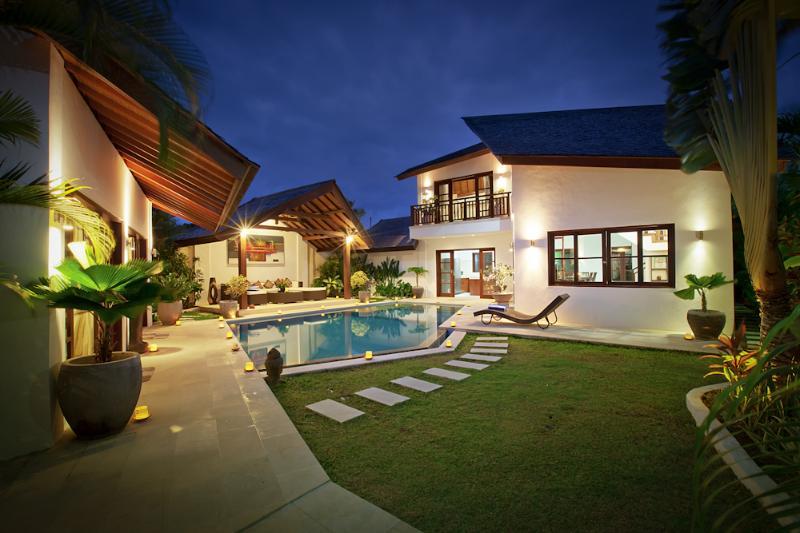 Garden - Seminyak 3BR Private Pool Villa - Villa Origami - Seminyak - rentals