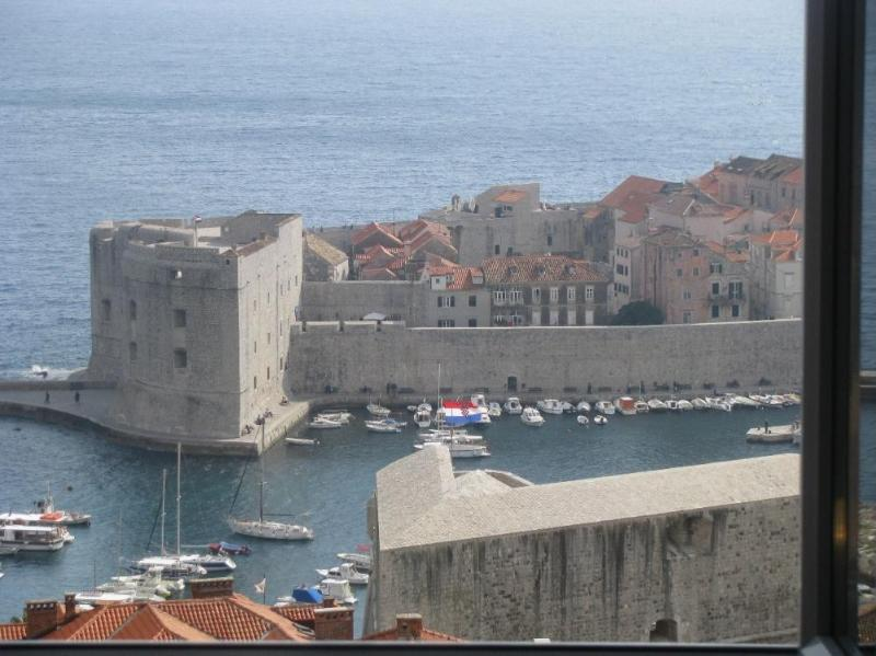 View from East Room Window - Sea View East Room-House with garden - Dubrovnik - rentals