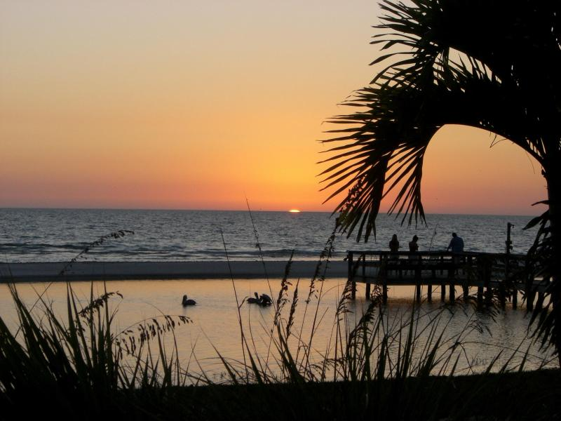 Beautiful Sunset - Gulf Front Condo - Fort Myers Beach, Florida - Fort Myers Beach - rentals
