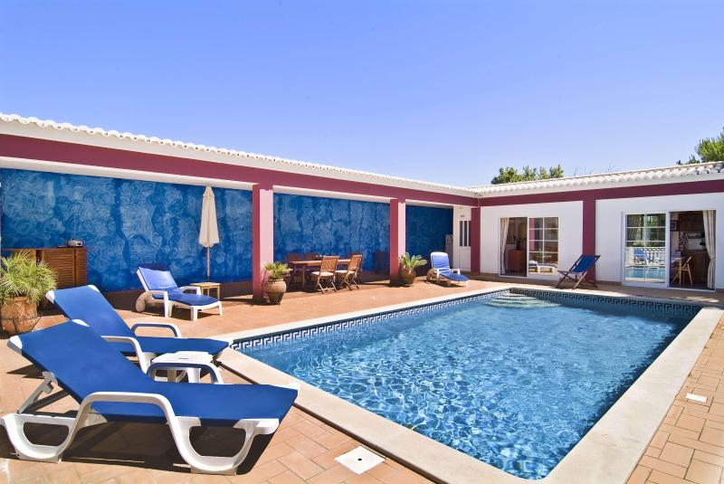 Charming villa w/ large mature garden,playground - Image 1 - Lagos - rentals
