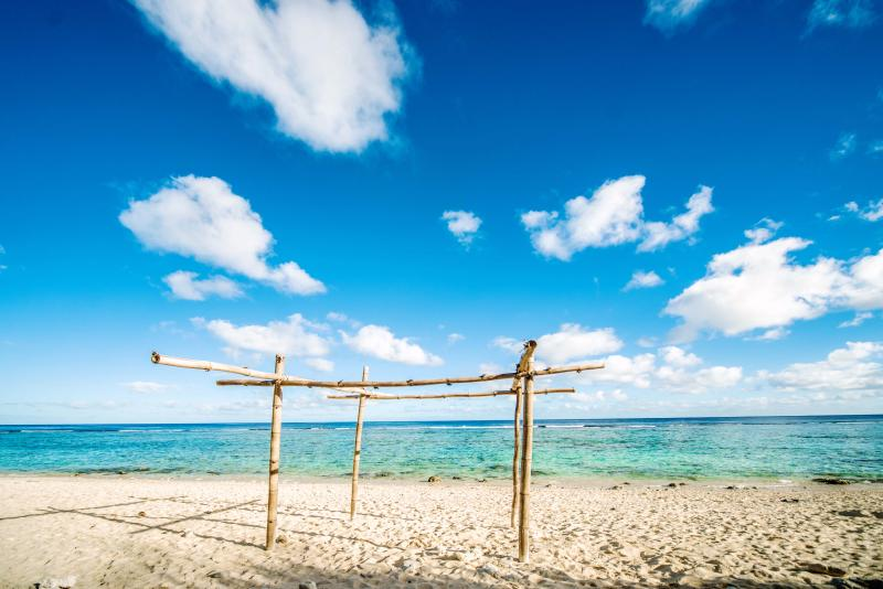 Our local beach - magnificent! - The Cooks Oasis Holiday Villas - Rarotonga - rentals