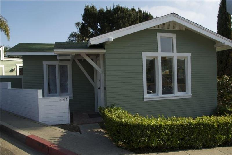 441 Park Ave - Historical Cottage 2 Blocks to Beach & Town- green - Laguna Beach - rentals