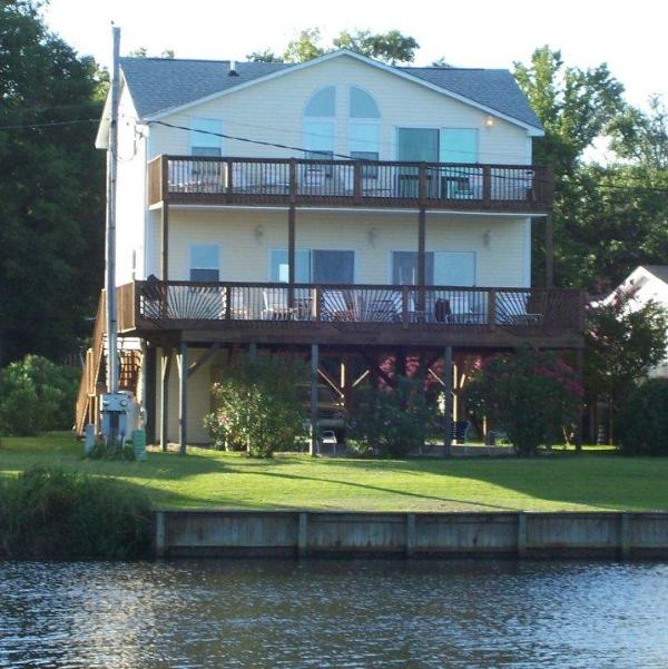 The Yellowbird - LAKEFRONT  & OCEANVIEW 4 BR-2.5 bath house - Myrtle Beach - rentals