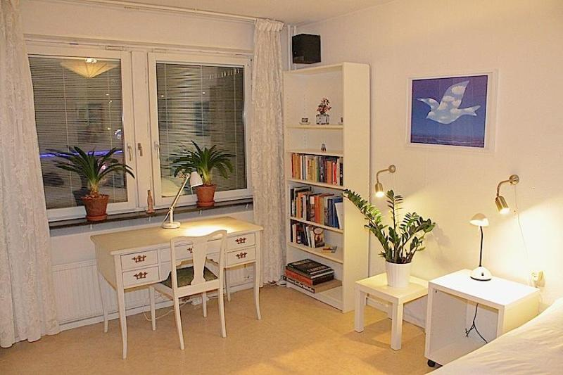 The White Room - The White Room in a large Apartment, Södermalm - Stockholm - rentals