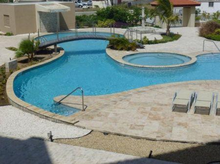 Oasis Aruba Oceanfront nr 9 - Image 1 - Eagle Beach - rentals