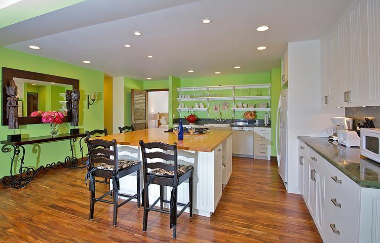 Kitchen - Kaanapali Resort Home, Sleeps 10, Ocean Views! - Ka'anapali - rentals