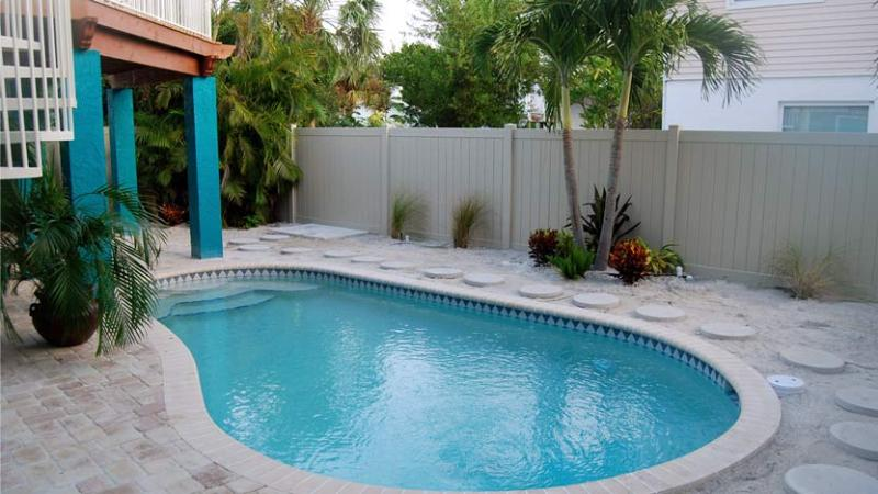 Heated Pool - BON AMI: 3BR Family-Friendly Pool Home - Anna Maria - rentals