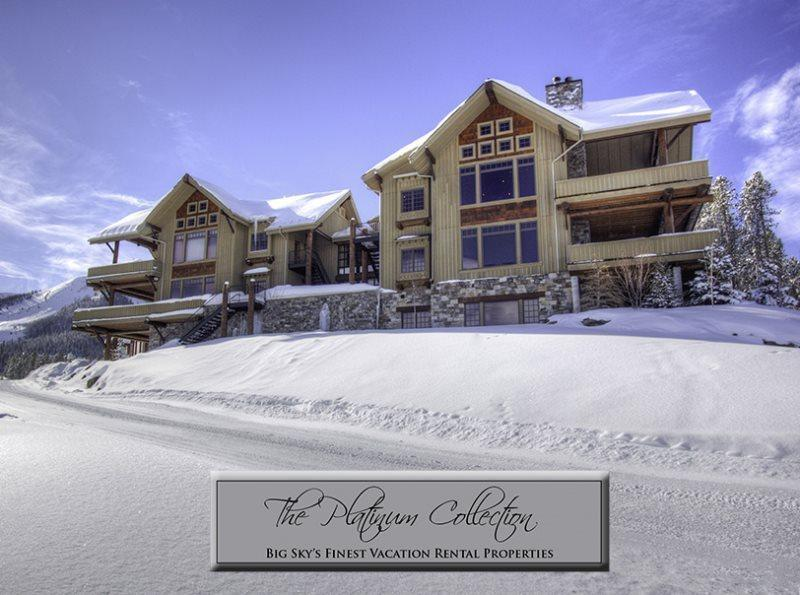 The Suite is Steps from Skiing - Luxury 4 bedroom Ski Suite at Moonlight Basin - Big Sky - rentals