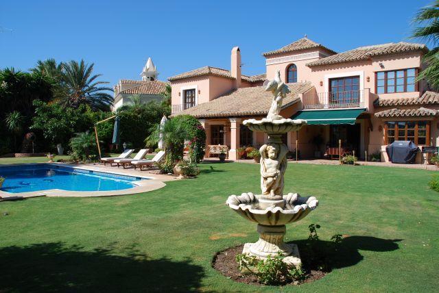 Luxury Villa Marbella, SPAIN - Image 1 - Marbella - rentals