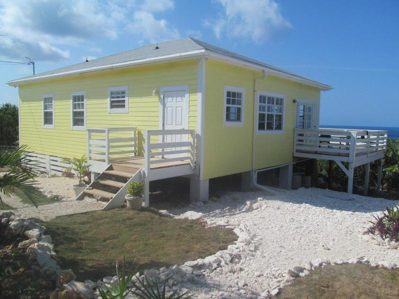 New Listing! New Oceanview House with modern, open-plan living + sweeping views. - Image 1 - Eleuthera - rentals