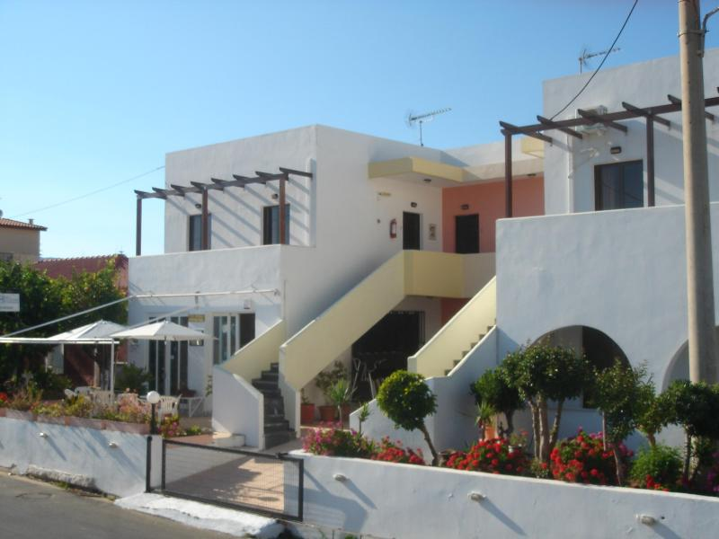 TWO BEDROOM APARTMENT 19 KM WEST CHANIA - Image 1 - Chania - rentals