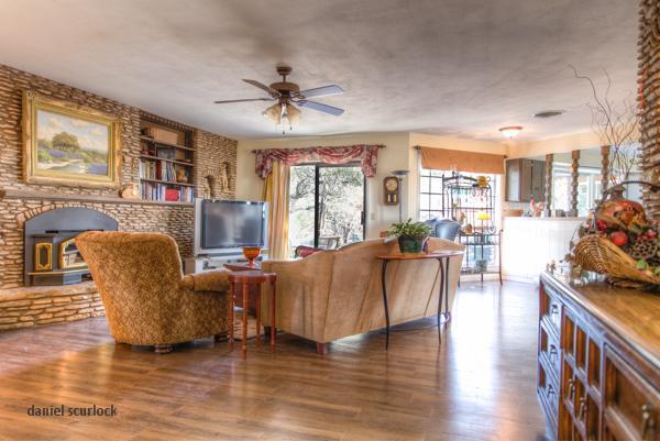 Large living area - Rocky Overlook - Georgetown - rentals