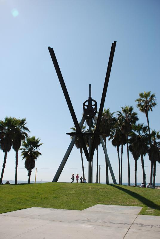 "4 ""Walk Street"" Apartment in Venice beach! - Image 1 - Los Angeles - rentals"