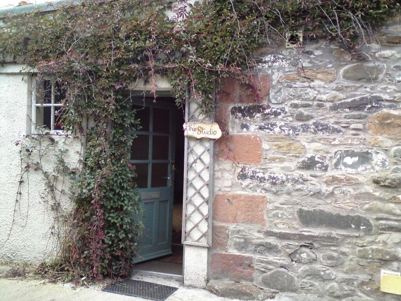 Entrance - Brook House Studio - Cumbria - rentals