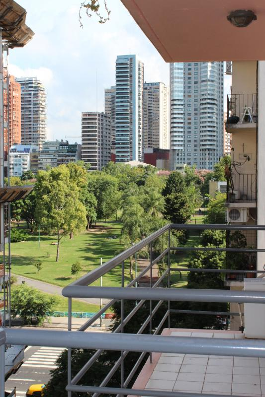 Balcony view - Great apartment superbly located in Palermo - Buenos Aires - rentals