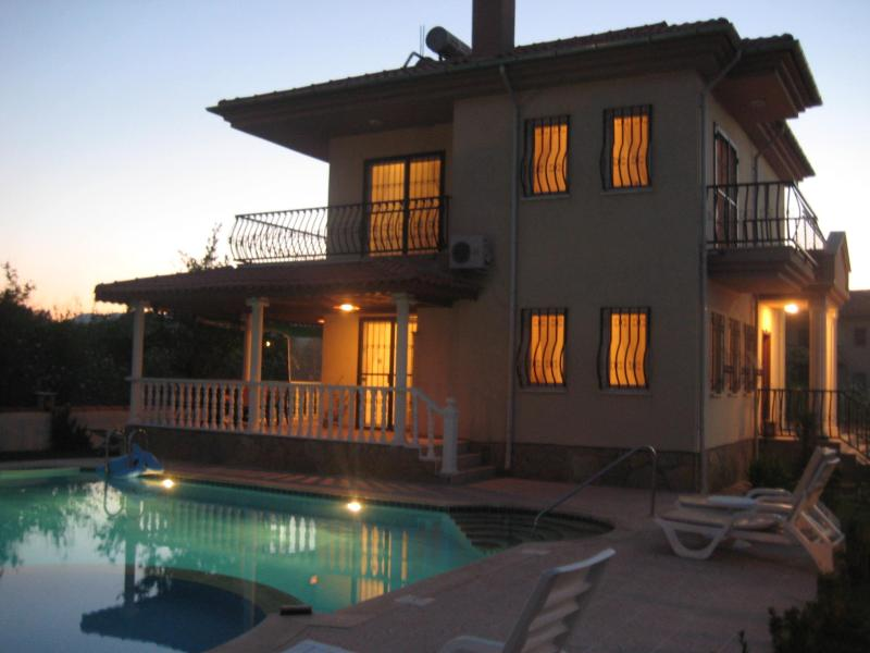 Villa Honeypot at Night - Villa Honeypot - Dalyan - rentals