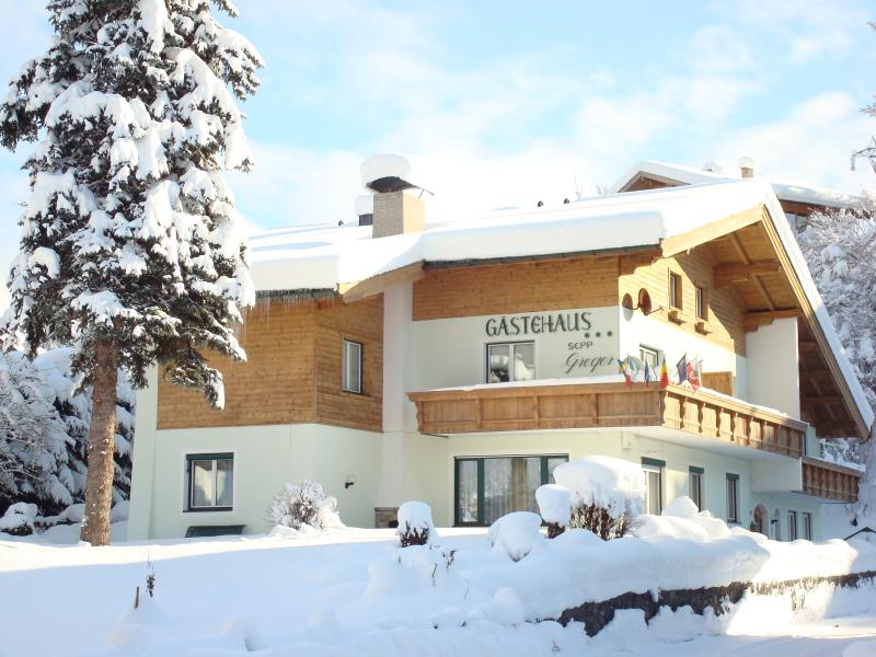 Winter view - Gästehaus Greger - Saint Johann in Tirol - rentals