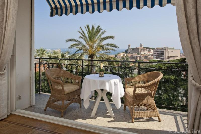 Parc Continental 3 Bedroom Apartment Rental, Frenc - Image 1 - Cannes - rentals