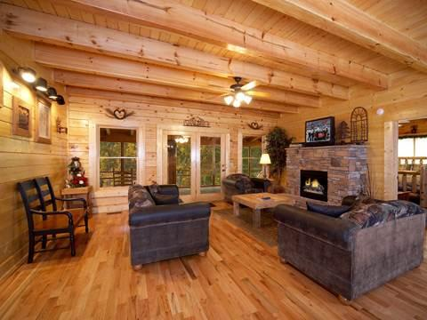 Creekside Getaway - Image 1 - Sevier County - rentals