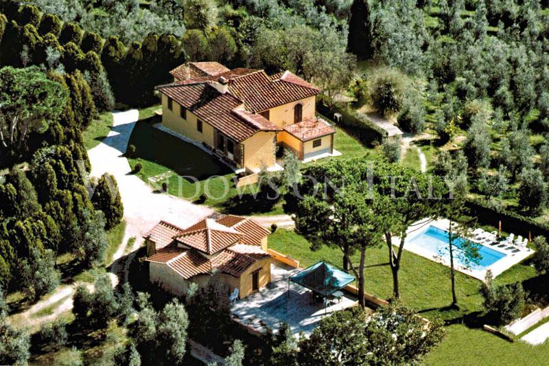 Villa Fantone - Windows On Italy - Image 1 - Lastra a Signa - rentals