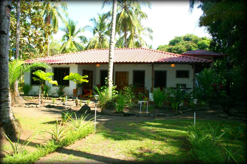 Main Villa - Dreamy Contentment Main Villa Playa Matapalo CR - Puntarenas - rentals