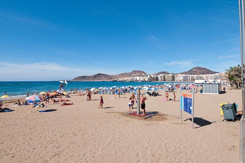 First line apt Las Canteras beach - Image 1 - Las Palmas de Gran Canaria - rentals