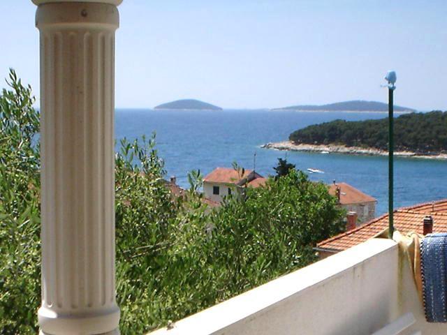 Amazing sea view! - Image 1 - Prvic - rentals