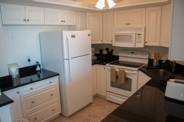Kitchen - South Seas - SST3909 - Remodeled Beachfront Condo! - Marco Island - rentals