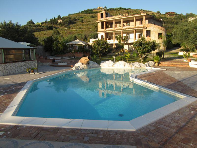 Orchidea - apartment with pool - Image 1 - San Marco di Castellabate - rentals