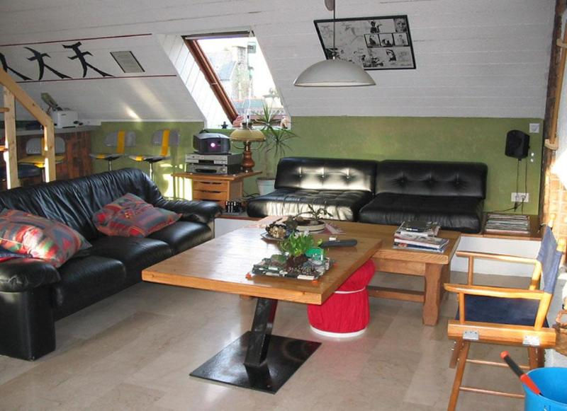 Appartment Loft Type - Paradise under roof - Image 1 - Lannion - rentals