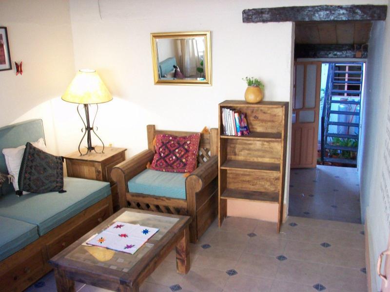 Living room - Casa Calle Dr. Nabarro - San Cristobal de las Casas - rentals