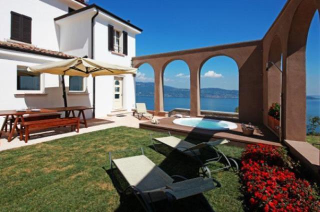 Villa Marini – Gaino – Garda lake - Image 1 - Toscolano-Maderno - rentals