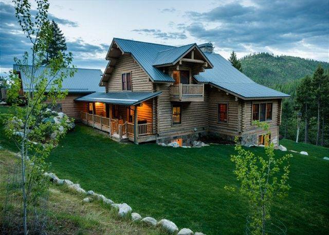 Eagles Landing Lodge - Luxurious Montana Mountain Lodge sleeps up to 14! - Lakeside - rentals