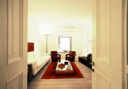 In Rome at Spanish Steps, Classy Apartment with Modern Design in an Historic Palazzo - Image 1 - Rome - rentals